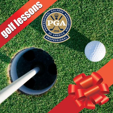 Golf Lessons with Jimmy Dref Gift Certificate