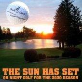 Night Golf Closed for 2020 Season